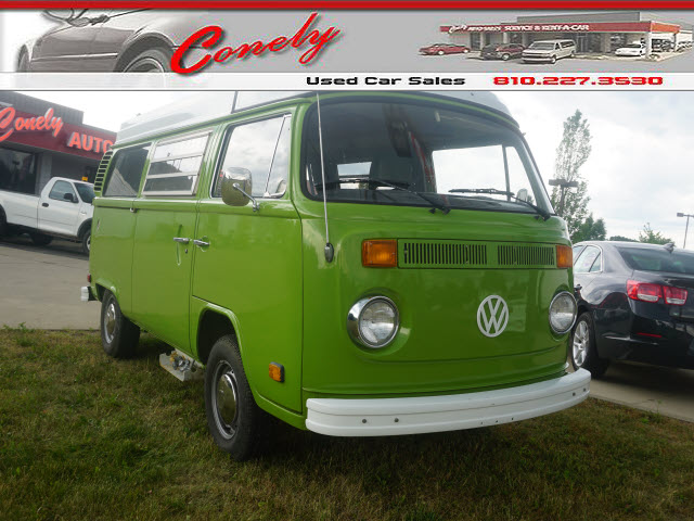 1977 Volkswagen West Falia Camp Mobile