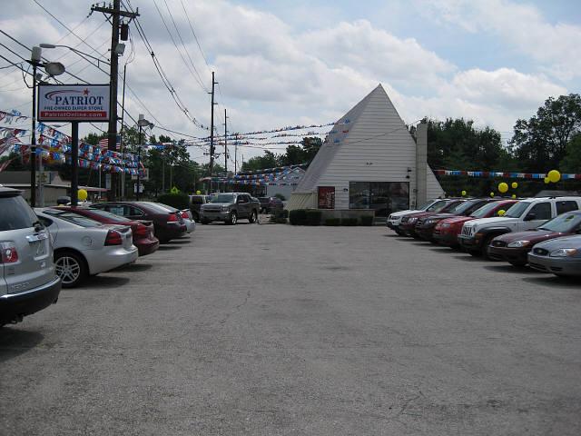 Patriot Car Dealer Evansville In