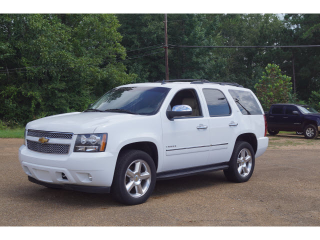 2012 CHEVROLET TAHOE LTZ 4X4 LTZ 4DR SUV FRANKS CHEVROLET BUICK GMC IS HONORED TO PRESENT A WONDER
