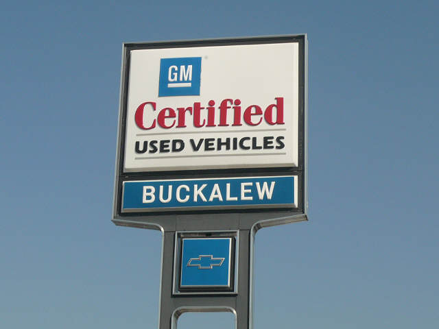Buckalew Chevrolet Car and Truck Dealer in Conroe Texas