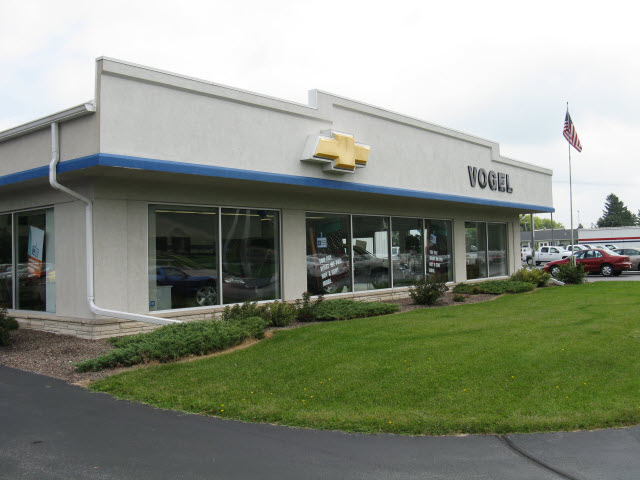 Vogel Chevrolet Inc Car and Truck Dealer in Kiel