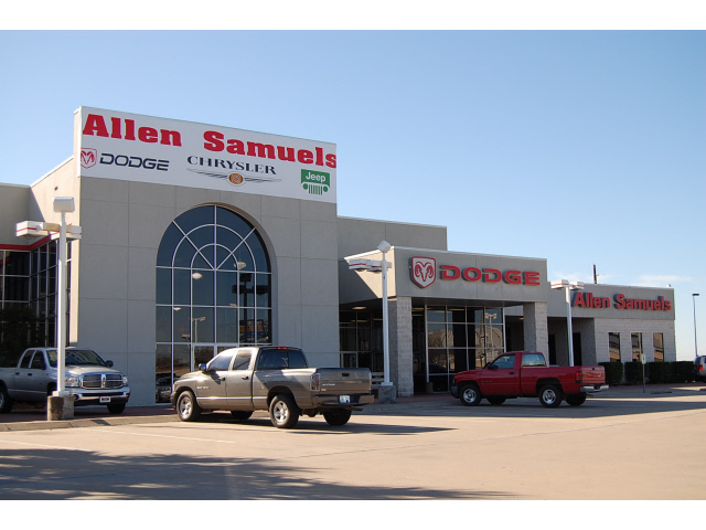 Allen Samuels Dodge 610 Car and Truck Dealer in Houston
