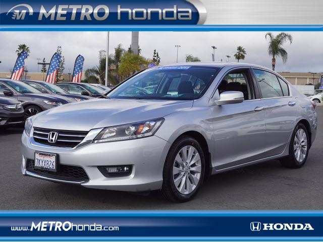 2015 Honda Accord Photo