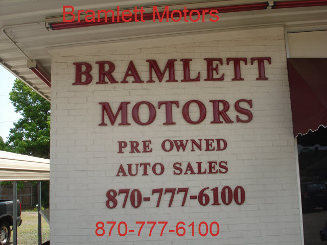 bramlett motors car and truck dealer in hope arkansas
