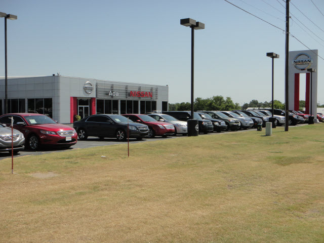 Ada Nissan Car and Truck Dealer in Ada Oklahoma 4954