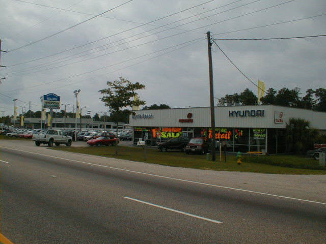 Myrtle Beach Hyundai Isuzu Car and Truck Dealer in