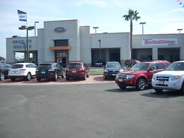 Ford & Mazda Orange Car and Truck Dealer in Orange