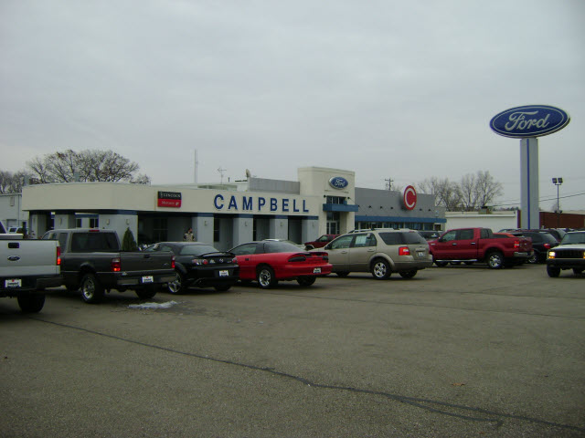 Campbell Ford Niles Car and Truck Dealer in Niles