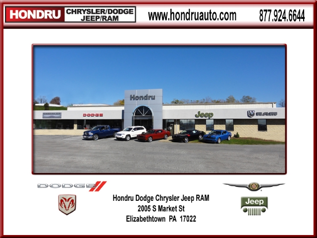 Hondru Chrysler Dodge Jeep Ram Car and Truck Dealer in
