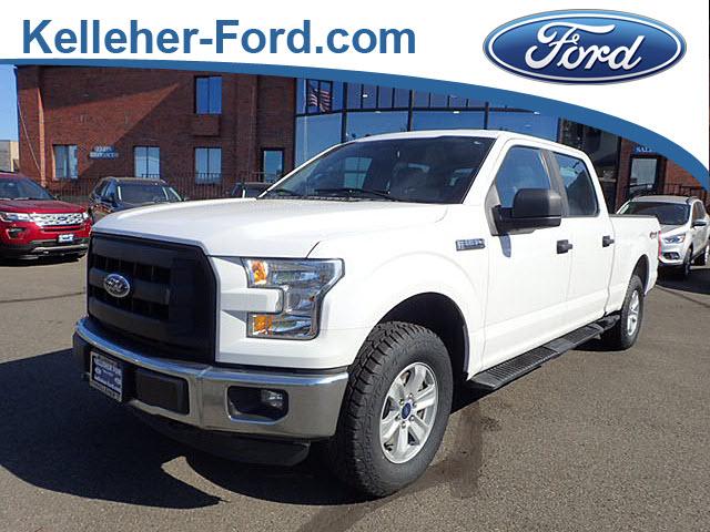 2015 Ford F-150 XL:15194
