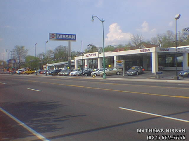 Mathews Nissan Suzuki Car and Truck Dealer in