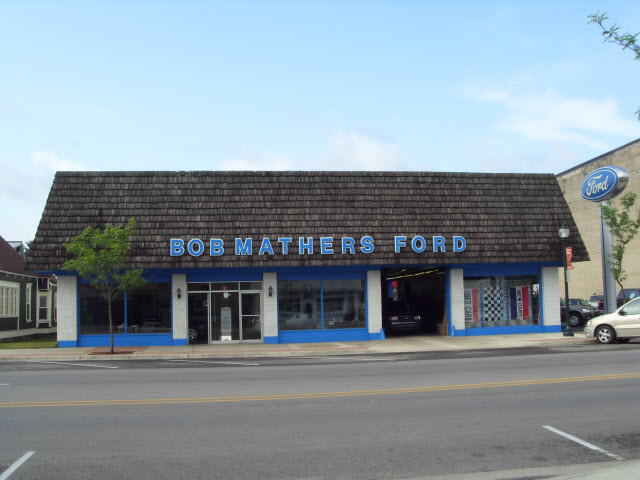 Bob Mathers Ford Car and Truck Dealer in Boyne City