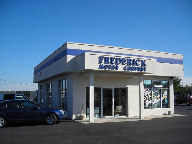 The Frederick Motor Company Car And Truck Dealer In Frederick Maryland 4421