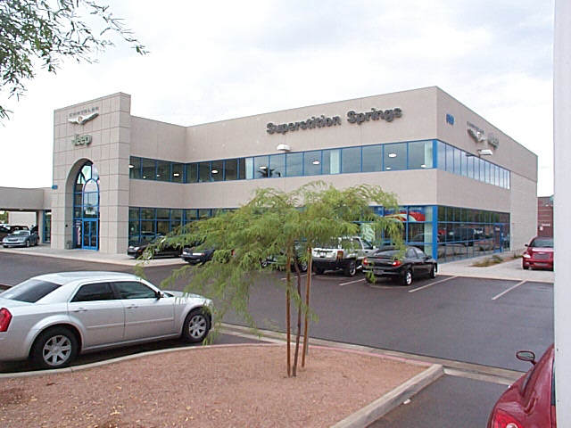 Superstition Springs Chrysler Car and Truck Dealer in
