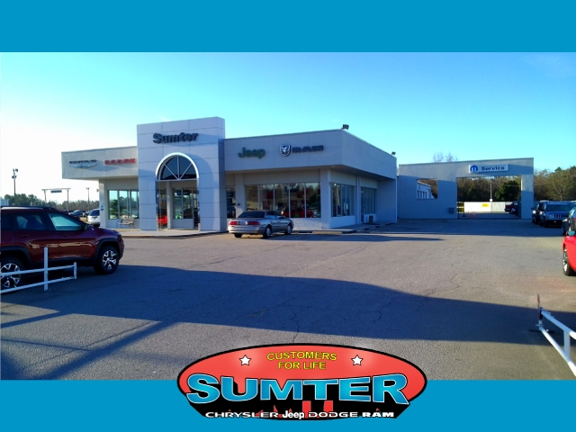 sumter chrysler dodge jeep car and truck dealer in sumter south. Cars Review. Best American Auto & Cars Review