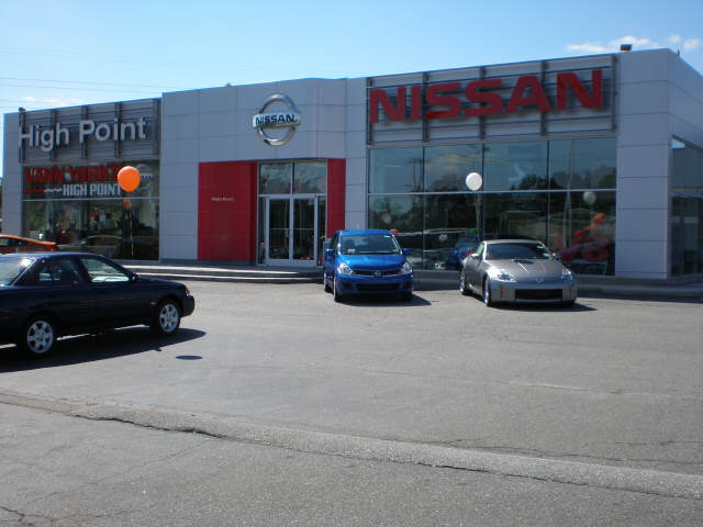 Vann York s High Point Nissan Car and Truck Dealer in