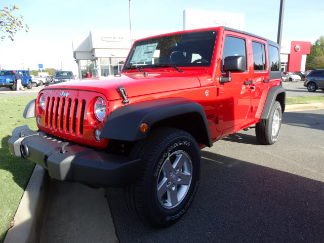 New and Used Red Jeeps for sale in Columbus Georgia GA