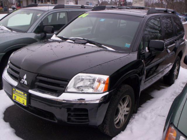Mitsubishi Endeavor Black. 2004 Mitsubishi Endeavor Xls