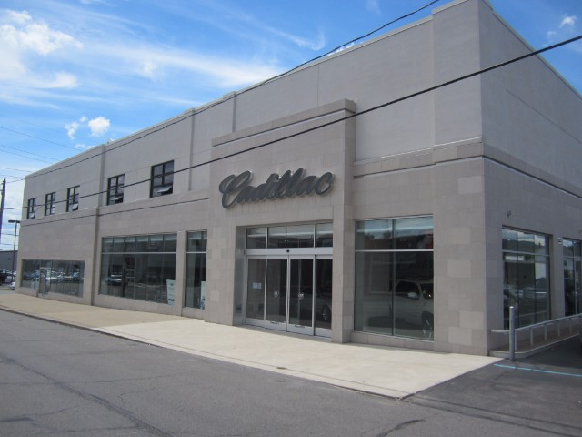 R J Burne Cadillac Car and Truck Dealer in Scranton