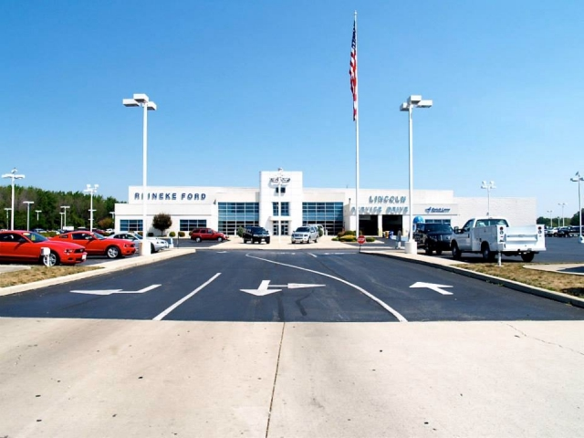 Reineke Ford Lincoln Car and Truck Dealer in Findlay