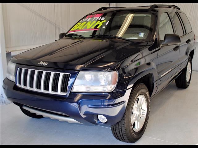 Used 2004 Jeep Grand Cherokee : 4C381646