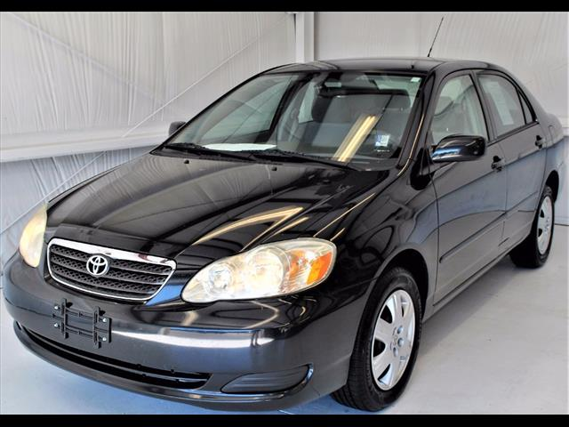used 2006 toyota corolla ce sedan for sale 6c600649 buford ga sports and imports. Black Bedroom Furniture Sets. Home Design Ideas