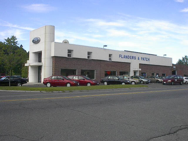 New Hampshire Ford Car Dealers