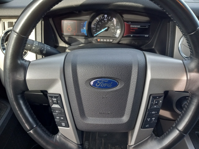 Black 2016 Ford Expedition EL Limited