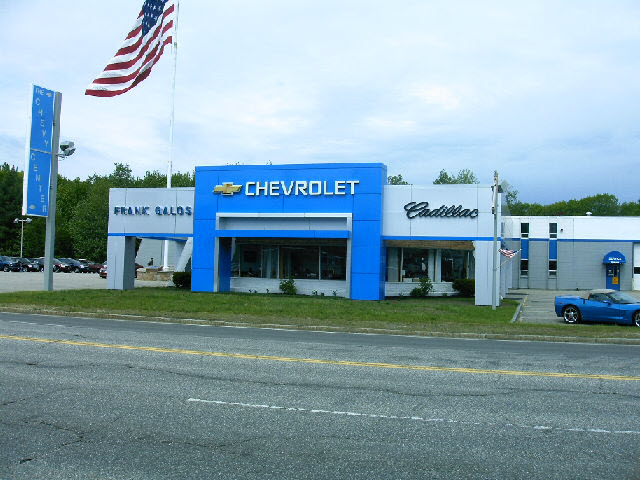 Frank Galos Chevrolet (Used) - Car and Truck Dealer in Saco, Maine