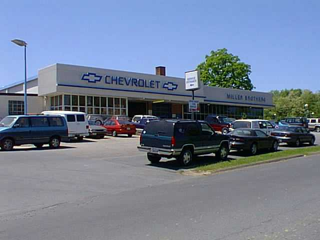 Miller Brothers Chevrolet Cadillac Of Ellicott City - Car ...