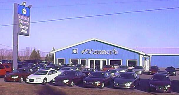 O Connor Chrysler >> O Connor S Chrysler Jeep Dodge Ram Car And Truck Dealer In