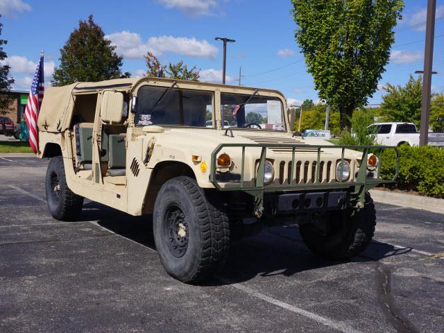 1998 America Humvee