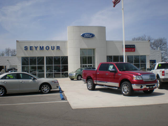 Seymour Ford Lincoln Mercury Car And Truck Dealer In Jackson