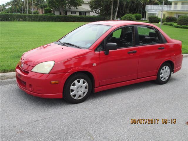 2003 Suzuki Aerio For Sale In West Palm Beach Florida 179049292