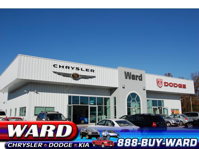 Ward Chrysler Dodge Kia Center Car And Truck Dealer In - Dealer chrysler