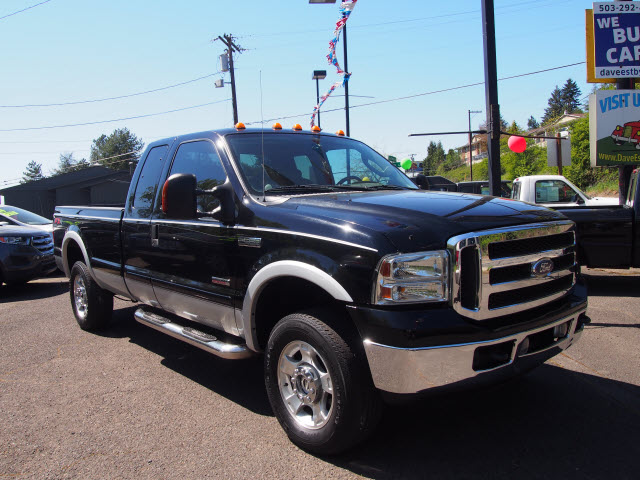 2005 Ford F-250 Super Duty Lariat