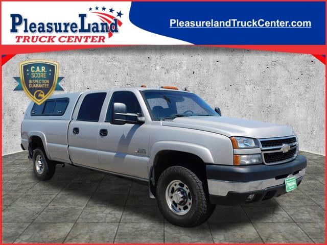 2006 Chevrolet Silverado 3500 LT, 1GCHK33D86F243834, Stock Number: T107-18