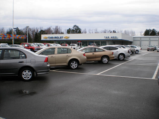 Tar Heel Chevrolet - Buick - Gmc - Car and Truck Dealer in Roxboro