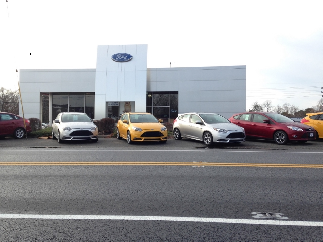 larson ford inc. - car and truck dealer in lakewood, new jersey