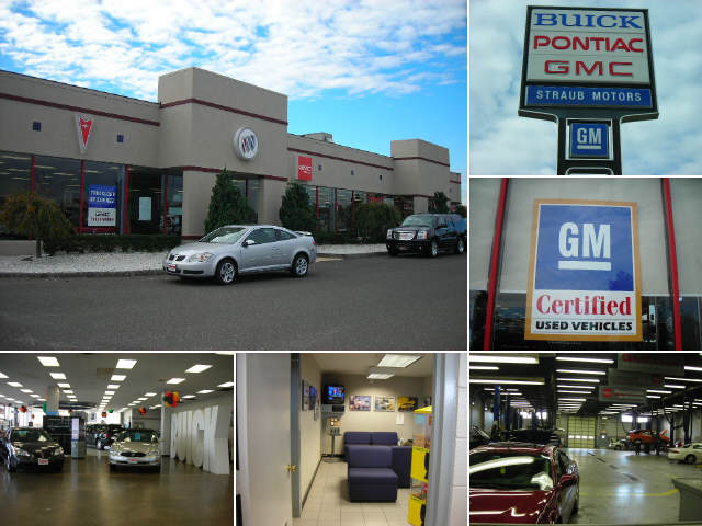 Straub Buick Gmc Car And Truck Dealer In Keyport New Jersey - Buick dealership nj