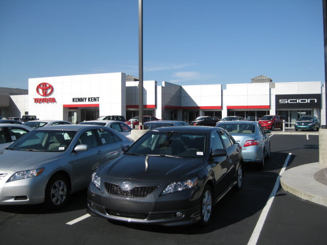 Kenny Kent Toyota Lexus Scion Car And Truck Dealer In Evansville