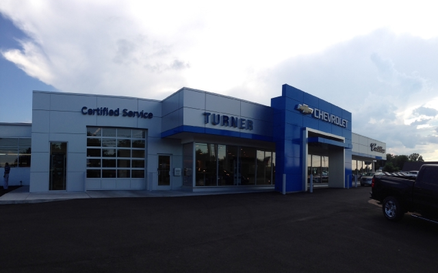 Turner Chevrolet-Cadillac Co. - Car and Truck Dealer in ...