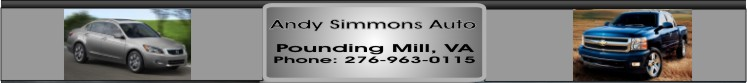 Andy Simmons Auto Sales