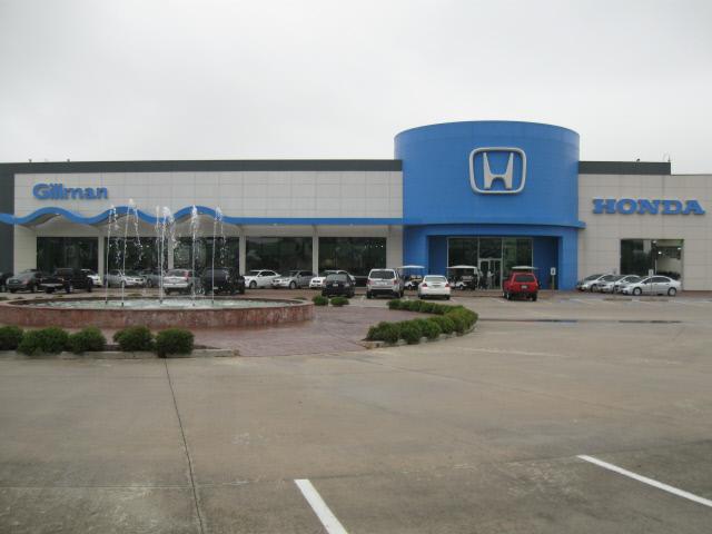 Gillman Honda Houston >> Honda Gillman Houston Honda Worldwide History Holding