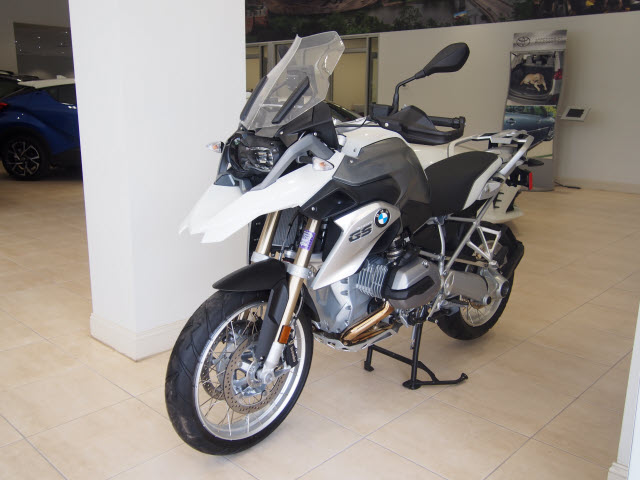 2013 BMW R1200gsw   Other – 64129AA
