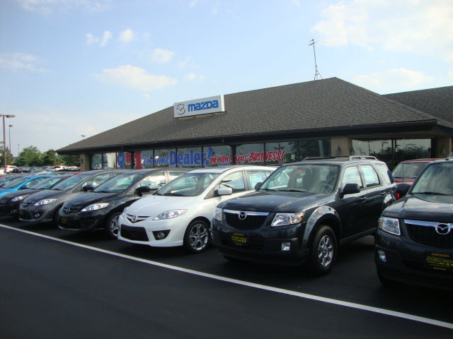 Matt Castrucci Mazda Car And Truck Dealer In Dayton Ohio 4103