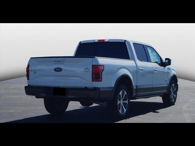 2017 Ford F-150 King Ranch KING RANCH:T16664