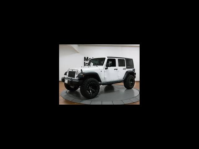 2018 Jeep Wrangler Unlimited Unlimited Altitude:JL833650