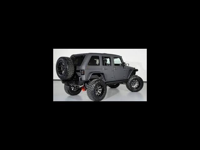 2018 Jeep Wrangler Jk WRANGLER JK UNLIMITED RUBICON 4X4–D5848