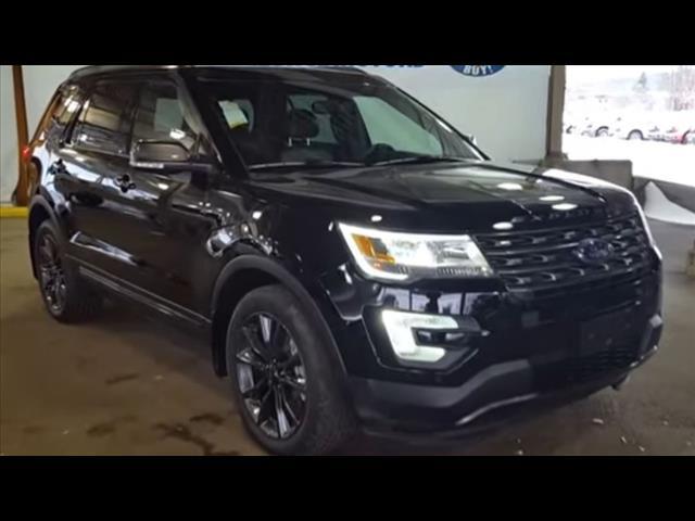 2017 Ford Explorer Limited–2737